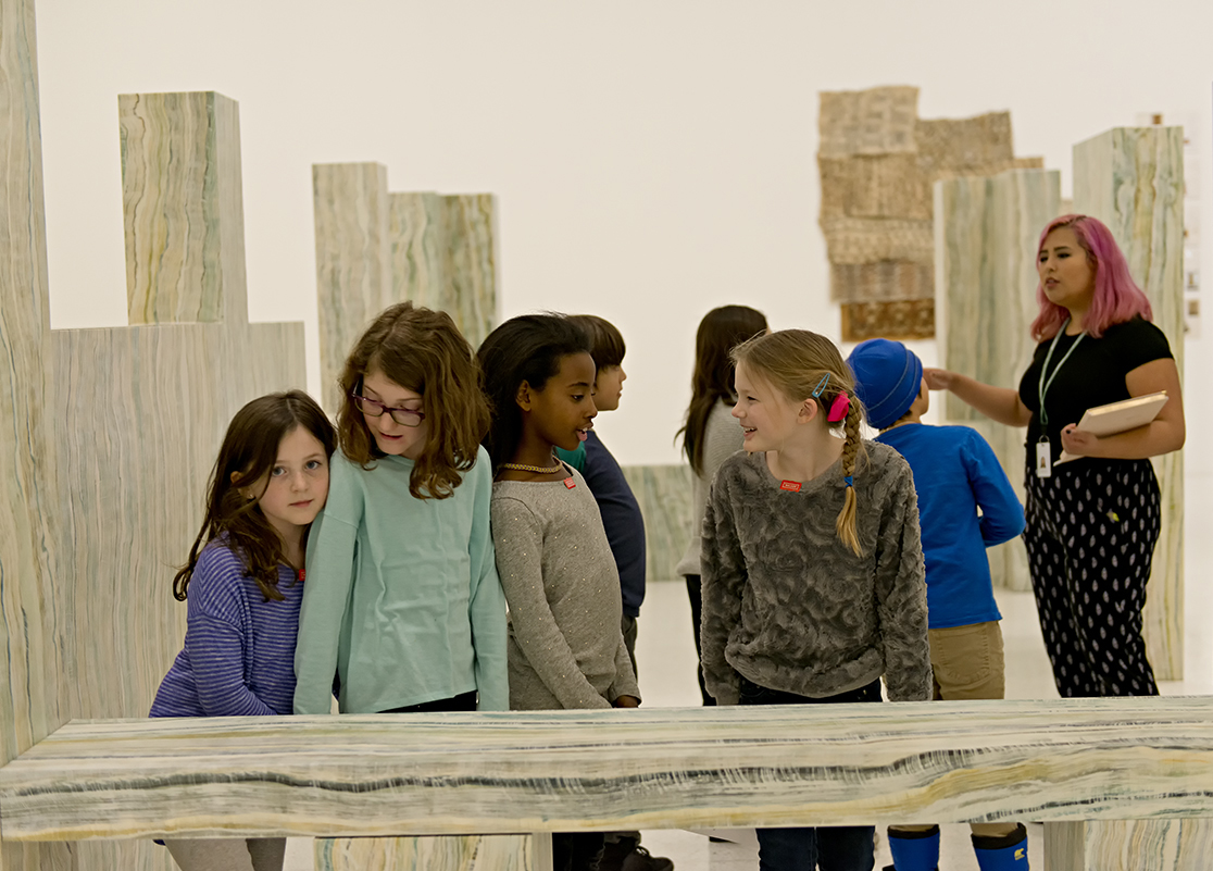 Walker Art Center School Visit