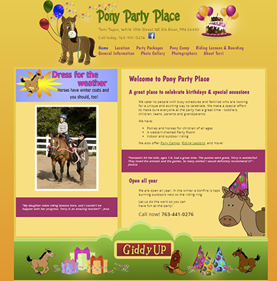 Pony Party Place